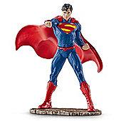 Schleich Justice League Figure Fighting Superman