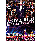 Andre Rieu - Songs From My Heart (DVD)