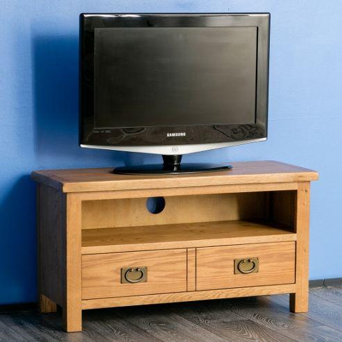 Buy Surrey Oak 90cm TV Stand