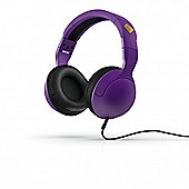 Hesh 2.0 Over-Ear Headphones with Mic Athletic Purple