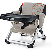 Concord Lima Folding Travel Chair (Cool Beige)