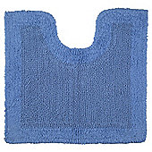 Tesco Hygro 100% Cotton  Towel, - Blue