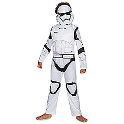 Star Wars Stormtrooper Dress-Up Costume years 05 - 06 White