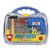 Toyrific 22 Piece Tool Set Carry Case
