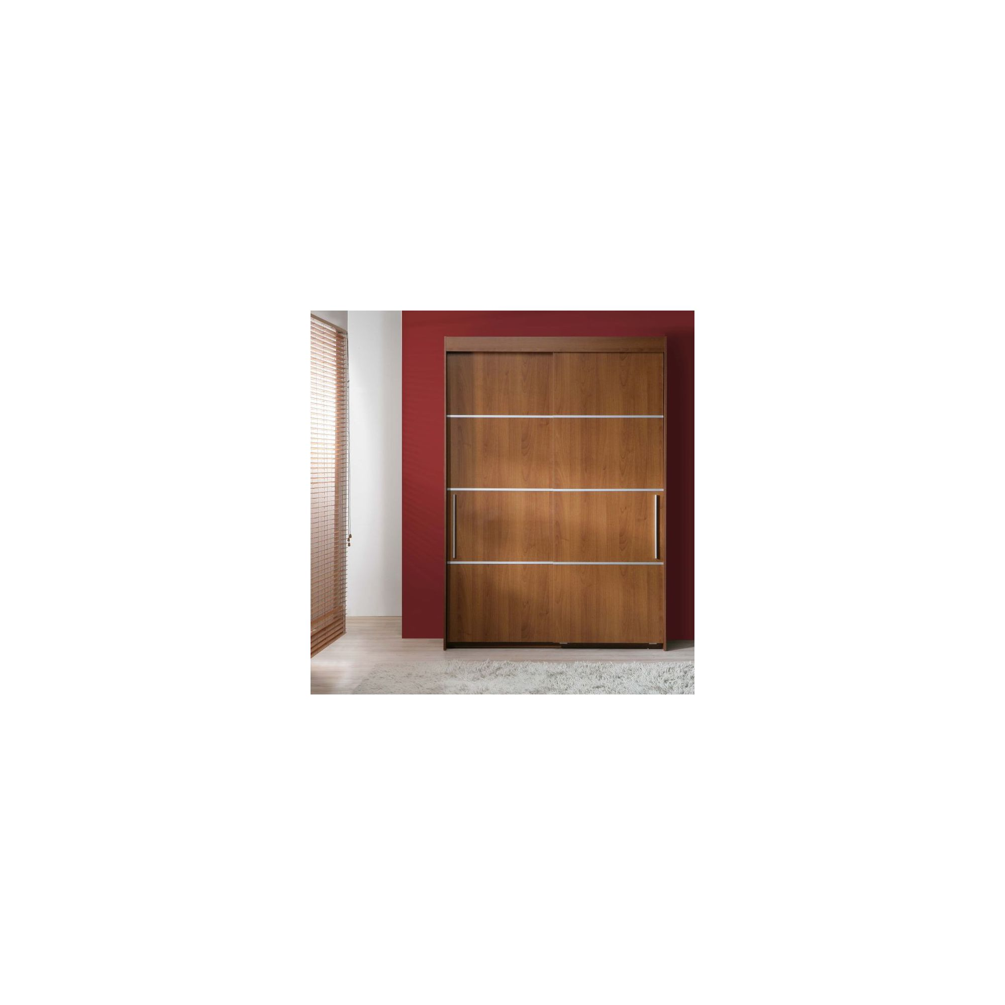 Amos Mann furniture Napoli 2 Door Sliding Wardrobe at Tescos Direct