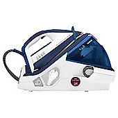 Tefal GV8960 Palladium Plate Steam Generator Iron - Blue & White