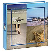 Hama Memo Album with Sea Shells design. Holds 200 10x15cm Photos.