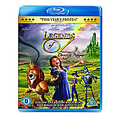 Legends Of Oz: Dorothy'S Return Blu-Ray