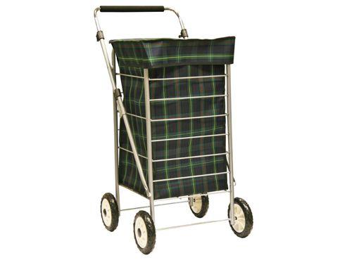 Sabichi 97897 Shopping Trolley 4 Wheel