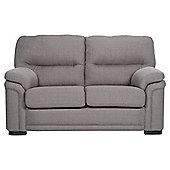 Sherringham Fabric Small High Back Sofa Taupe
