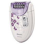 Philips Satinelle Corded Epilator HP6422/00 with Optistart Cap Massage Roller