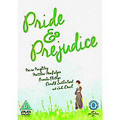 Pride And Prejudice (2005) DVD