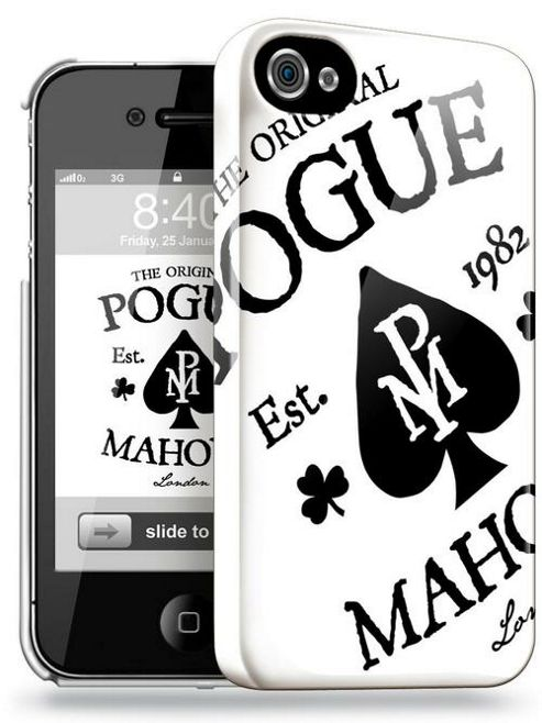 Upfront Case Official The Pogues Phone Clip Case