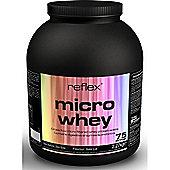 Reflex Micro Whey 2.27kg - Vanilla