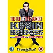 Kevin Bridges (DVD Boxset)