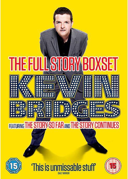 Kevin Bridges Next Tour Dates