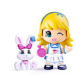 Pinypon Tales Alice in Wonderland Doll