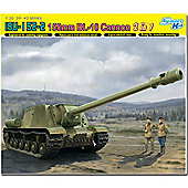 Dragon 6796 Isu -152-2 155Mm Bl-10 Cannon 1:35 Smart Model Kit