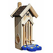 Wildlife World Butterfly and Moth Habitat Feeder