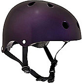SFR Essentials Metallic Purple Helmet