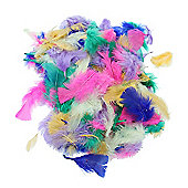 Short Marabou & Quill Feathers 28g
