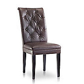 Wilkinson Furniture Caprice Dining Chair (Set of 2) - Brown