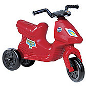 Tesco Scooter Ride On - Red