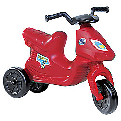Tesco Scooter - Red