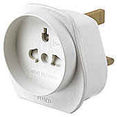 Design Go Foreign Visitor to UK Travel Adapter Plug