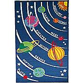Planets, 80 x 120 cm