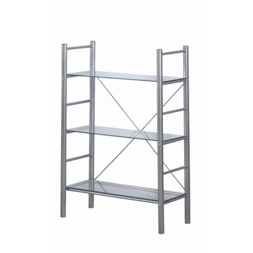Home Zone Mancha Occasional Three Tier Shelf
