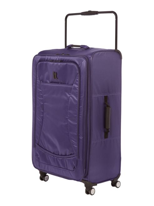 buy it luggage 4 wheel suitcase dark sapphire large from. Black Bedroom Furniture Sets. Home Design Ideas