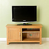 Carne Oak 97cm TV Stand - Light Oak