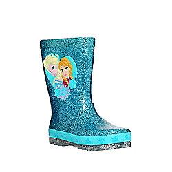 Disney Frozen Glitter Light Up Wellies