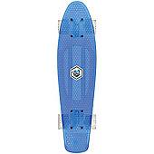 Osprey Retro Plastic Skateboard Blue