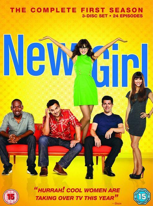 New Girl Series 1 (DVD Boxset)