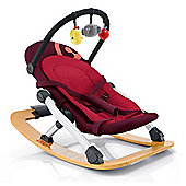 Concord Rio Baby Rocker with Toy Bar (Lava Red)