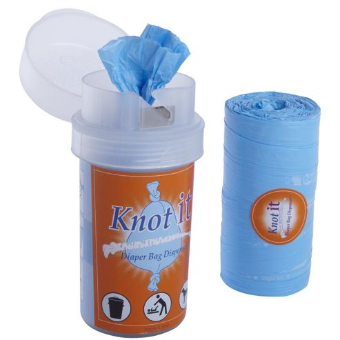 Prince Lionheart Knot it Nappy Bag Dispenser