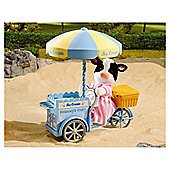 Sylvanian Families Elsies Ice Cream Cart