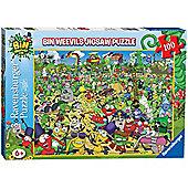 Bin Weevils 100 Piece Jigsaw Puzzle - Ravensburger