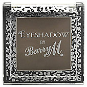 Barry M Pressed Mono Eyeshadow 11 Dark Brown