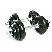Body Power 20Kg Dumbbell Set