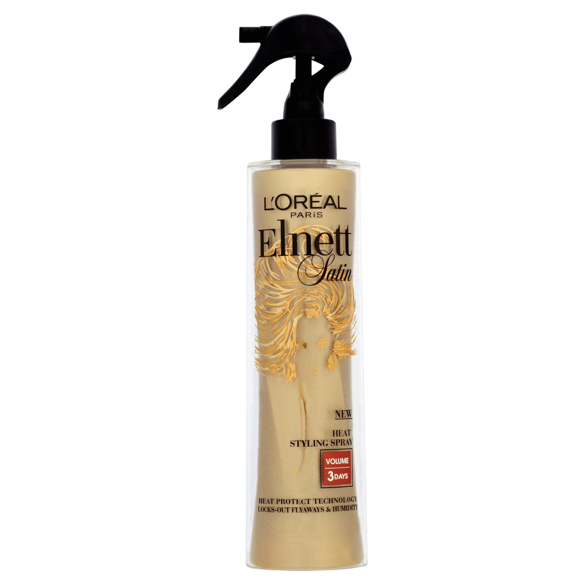 Elnett Heat Protect Spray 180ml Volume