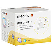 Medela PersonalFit 2 Breastshields - Small 21mm