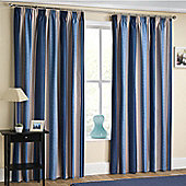 Twilight Navy 46 x 54 Blockout Thermal Curtains