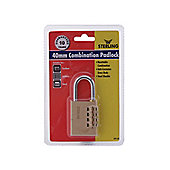 Sterling Cpl140 4 Dial Combination Padlock 40Mm