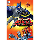 Batman Unlimited Animal Instincts DVD
