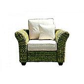 Kingston Abaca Armchair in Oatmeal