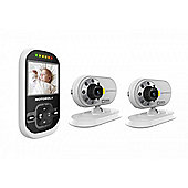 Motorola MBP26-2 Twin Camera Baby Monitor