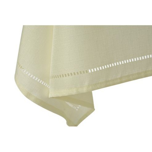 Blue Canyon Sienna Set Table Cloth - Cream - 137cm x 183cm (4-6 Seatings)